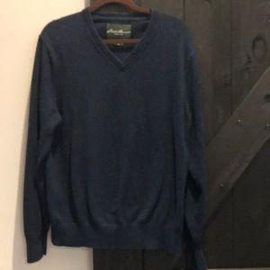 EDDIE BAUER V-Neck Sweater